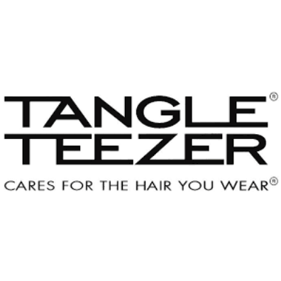 Logo de la marca TANGLE TEEZER