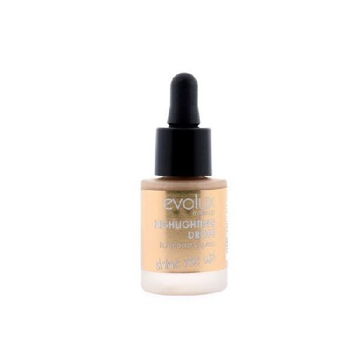 Imagen de Highlighting Drops Golden Sunrise