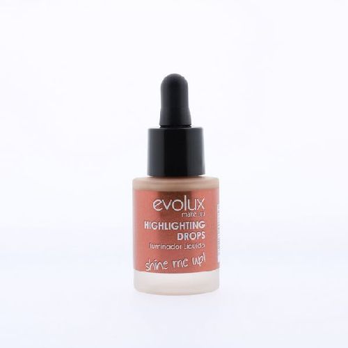 Imagen de Highlighting Drops Sunset Light
