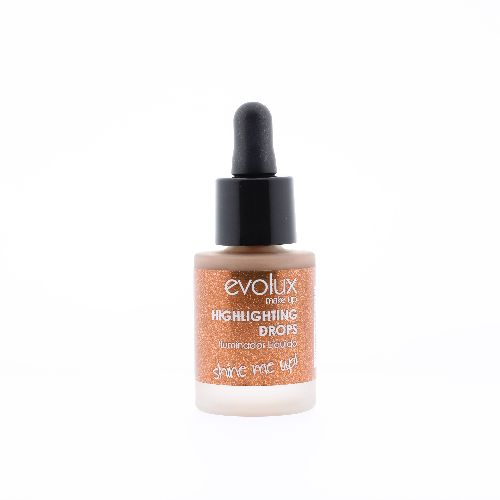 Imagen de Highlighting Drops Bronze Moon